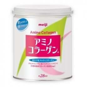 MEIJI  Amino Collagen Амино-коллаген 200 г (на 28 дней)